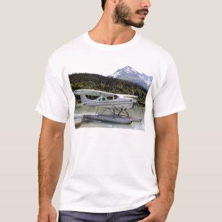 Float plane, Trail Lake, Alaska 3 T-Shirt