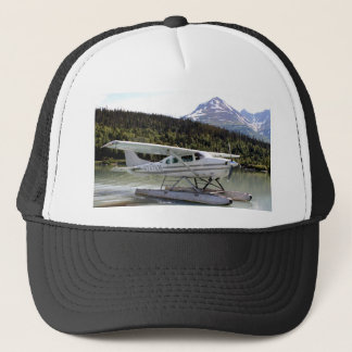 Float plane, Trail Lake, Alaska 3 Trucker Hat