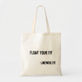 Float Your Fit Tote