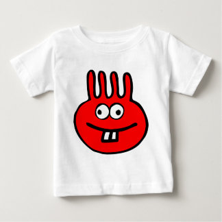 Floatie Monster red Baby T-Shirt