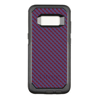 Floating Balls Purple OtterBox Commuter Samsung Galaxy S8 Case
