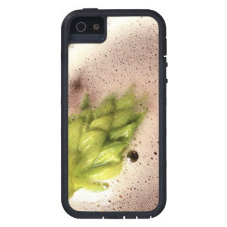 Floating Beer Hops Case For iPhone 5
