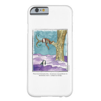 FLOATING BY cartoon by Ellen Elliott Barely There iPhone 6 Case