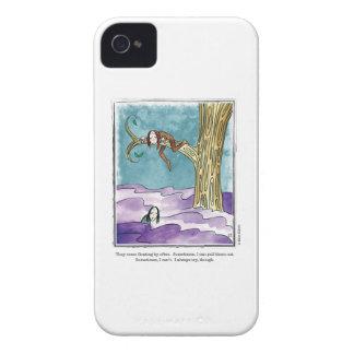 FLOATING BY cartoon by Ellen Elliott Case-Mate iPhone 4 Case