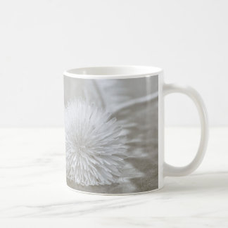 "Floating Dandelions on ""Water"" Coffee Mug"