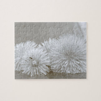 """Floating Dandelions on """"Water"""" Puzzle"""