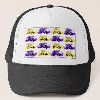 Floating Flowers Trucker Hat