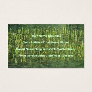 Floating Grasses