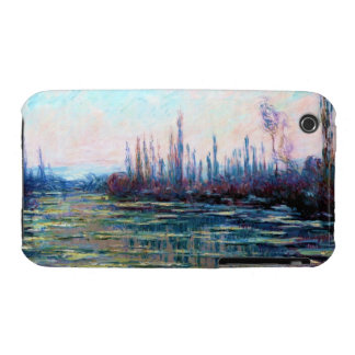 Floating Ice, 1882 Claude Monet iPhone 3 Cover
