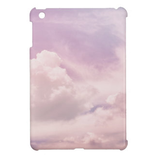 Floating on Fluffy Purple Clouds Case For The iPad Mini