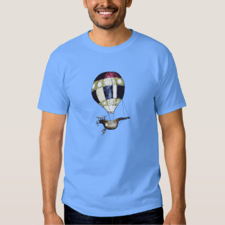 Floating Pirate Ship T Shirt
