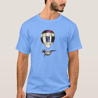 Floating Pirate Ship T-Shirt