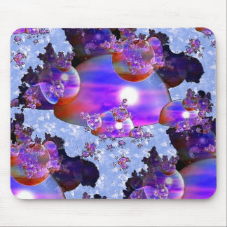 Floating Skies Mouse Pad