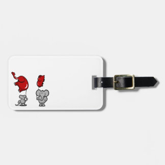 FloatingElephant Luggage Tag