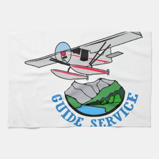 Floatplane Guide Service Kitchen Towels