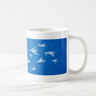 Flock Basic White Mug