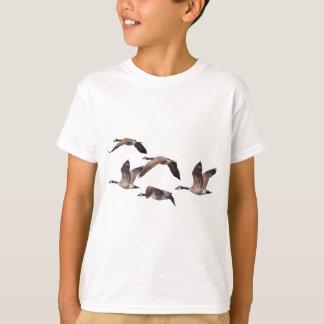 Flock of wild geese T-Shirt