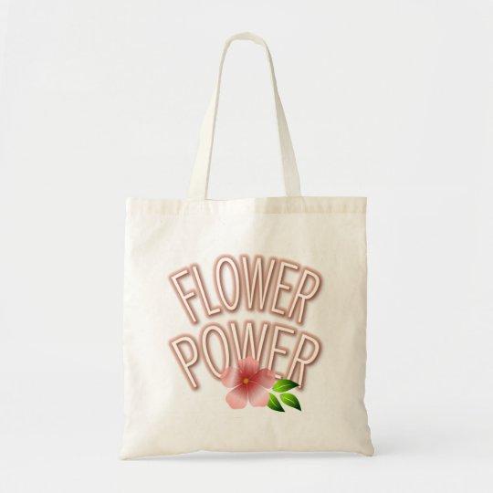 Floer Power Tote - Pink Design