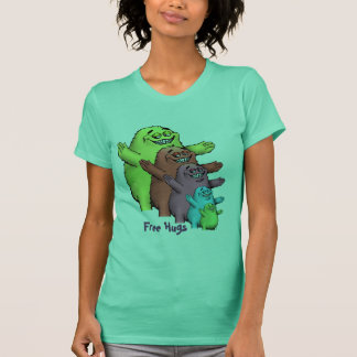 FloGrimace-Yellow, FloGrimace-Red, FloGrimace-P... T-Shirt