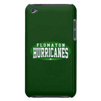 Flomaton High School; Hurricanes Barely There iPod Cases