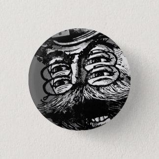 FLomm Villains: Screaming ThWINGh! 3 Cm Round Badge