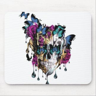 Flomo Skull Mouse Pad