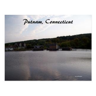 Flood 2005 postcard