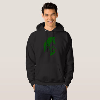 Floof Squad Logo Hoodie (Green Icon)