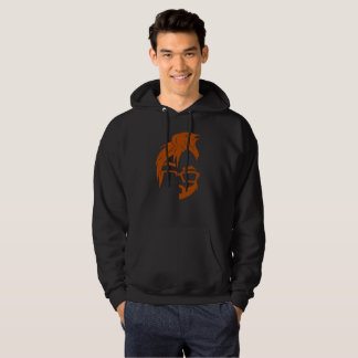Floof Squad Logo Hoodie (Orange Icon)