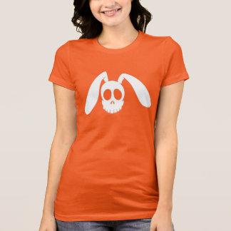 Floopy Ear Skull Bunny T-Shirt