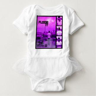 Floor It Cover Baby Bodysuit