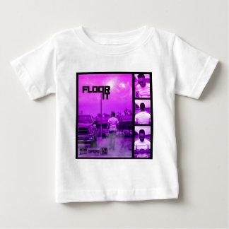 Floor It Cover Baby T-Shirt