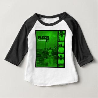 Floor It Instrumentals Cover Baby T-Shirt