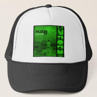 Floor It Instrumentals Cover Trucker Hat