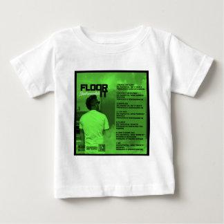 Floor It Instrumentals Reverse Baby T-Shirt