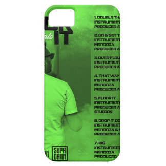 Floor It Instrumentals Reverse Barely There iPhone 5 Case