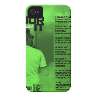 Floor It Instrumentals Reverse iPhone 4 Cases