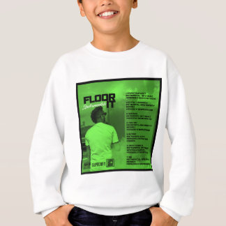 Floor It Instrumentals Reverse Sweatshirt