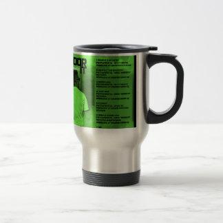 Floor It Instrumentals Reverse Travel Mug