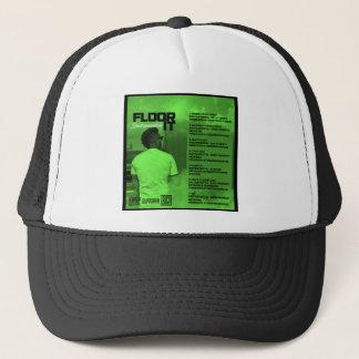 Floor It Instrumentals Reverse Trucker Hat