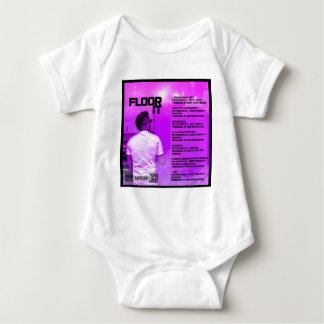 Floor It Reverse Baby Bodysuit