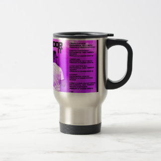 Floor It Reverse Travel Mug