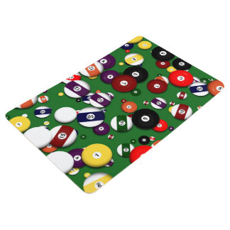 Floor Mat - Billiards