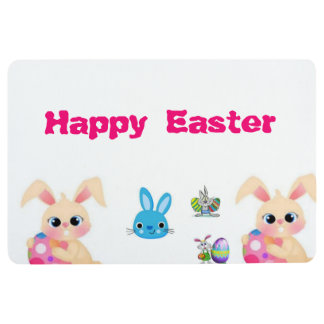 Floor Mat Easter