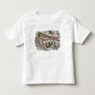 Floor pavement depicting a bird, 4th century AD (m T-shirts