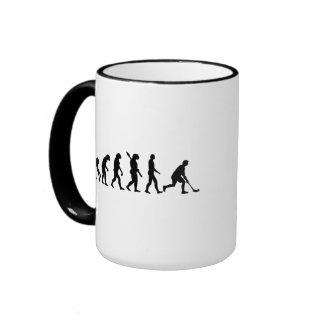 Floorball Evolution Coffee Mugs