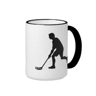 Floorball Player Mugs