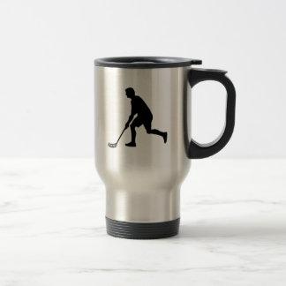 Floorball Player Mug
