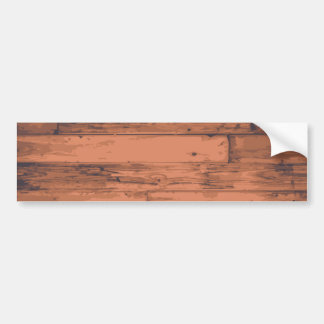 Floorboards Bumper Sticker