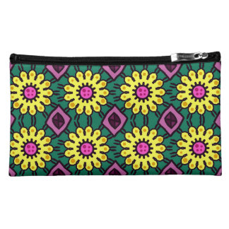 Floore Sueded Cosmetic Bag